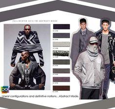 F/W 2014 Mens Colour Trends