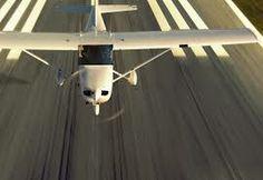 Cessna 172-Lift off