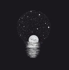 Natural light Art Print