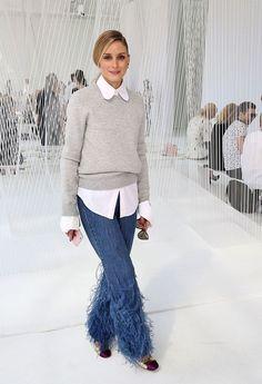 New York Fashion Week Olivia Palermo
