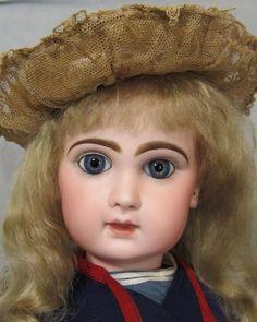 "22"" Tete Bebe in Great Mariner Costume - Faraway Antique Shop 2, http://farawayantiqueshop2.com/22-tete-bebe-in-great-mariner-costume/"