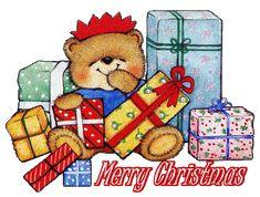 all moving Christmas graphics