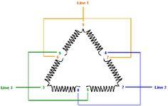 star delta 3 phase motor automatic starter with timer pinterest star rh pinterest com wiring diagram of wye delta motors star delta wiring diagram motor start