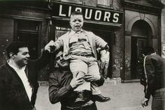 vintage everyday: New York, 1954-55 by William Klein