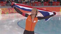 Olympische Spelen Sotsji 2014 // 500 meter, GOUD voor Michel Mulder!