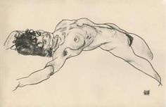Find the latest shows, biography, and artworks for sale by Egon Schiele. A great innovator of modern figure painting, Egon Schiele is known for creating erot… Dessins Egon Schiele, Egon Schiele Drawings, Figure Painting, Figure Drawing, Painting & Drawing, Egon Schiele Zeichnungen, Art Sketches, Art Drawings, Art Du Croquis