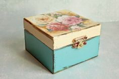 Little vintage box