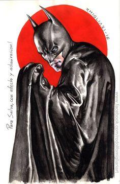 Batman by Rodolfo Migliari