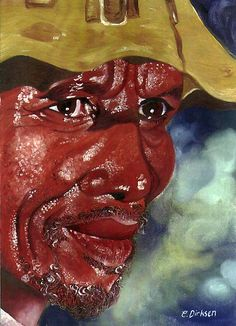 'Soulful Eyes' by Cherie Roe Dirksen Framed Prints, Canvas Prints, Art Prints, Cool Art, Fun Art, Look Into My Eyes, Weird And Wonderful, Love Painting, Art Portfolio