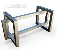 mesas pata metal - Buscar con Google
