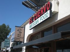 El Cuervo Taco Shop: one of the best taco shop in town (and that's saying much for a town bordering Mexico).