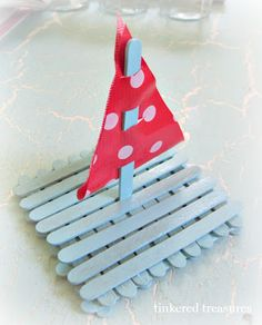 Boat - make with the kids!