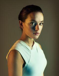 Daisy Ridley, por Marco Grob para TIME