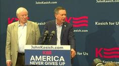 Kasich Says 'Name Calling' Won't Beat Trump