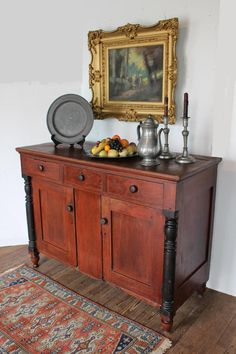 19th century Pennsylvania  Server / Sideboard