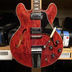 A 1968 Gibson ES-335TDC