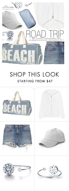 """""""Summer Road Trip Essentials"""" by totwoo ❤ liked on Polyvore featuring Billabong, H&M, True Religion, Alexander Wang, rag & bone and LeSportsac"""