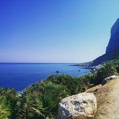 Tirreno, Capo Gallo, Sicilia