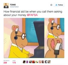 "Everyone's Turning ""Arthur"" Scenes Into Memes And They're Hilarious"