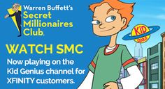 A series of animated Webisodes which features Warren Buffet as a mentor to a group of kids who encounter both finance and business problems. It will teach students to make good financial decisions as well as basic tips for starting up a business. The website also features interactive games and resources for teachers and parents to use in the classroom/home. This would be a great resource for my students to look at during computer lab time.