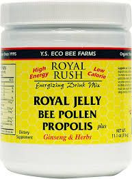 Royal Jelly Bee Pollen Propolis at Vitacost.com