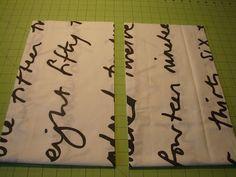 tallgrass prairie studio: Hang Your Quilt! (Hanging Sleeve Tutorial)