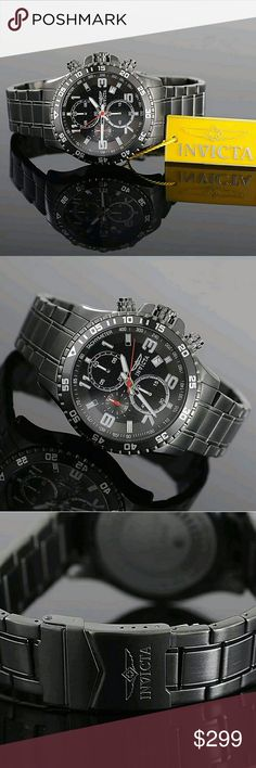 $800 Invicta Men's Specialty Chronograph watch Invicta $800 Men's Specialty Chronograph Stainless Steel Watch.   FIRM PRICE FIRM PRICE   $299.00 . AUTHENTIC WATCH  . AUTHENTIC BOX  . AUTHENTIC MANUAL    SHIPPING  PLEASE ALLOW FEW BUSINESS DAYS FOR ME TO SHIPPED IT OFF.I HAVE TO GET IT FROM MY STORE.    THANK YOU FOR YOUR UNDERSTANDING. Invicta Accessories Watches