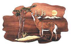 ... Wall Hangings » Intarsia Wood