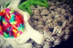 #handmade #crochet #basket