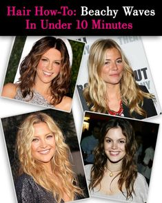 Learn how to get the hottest hair trend in under 10 minutes.