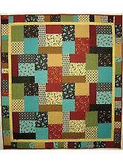 Beginner Quilt Patterns - Four by Four Quilt Pattern