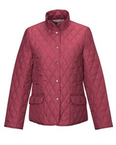 Womens Woven Poly Filled Quilted Full Sleeve Jacket LB8223 Bridget  #Jacket  #Safety #warm