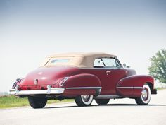 1942 Cadillac Sixty-Two Convertible (6267)