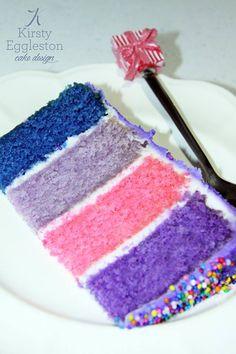 Inside My Little Pony Cake