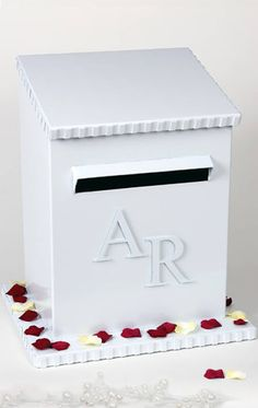 Wedding Post Box.