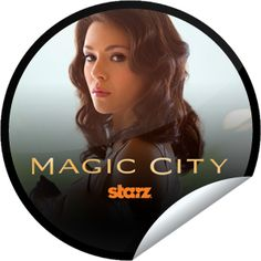 Magic City: The Beauty...Make your way to Magic city and check-in with GetGlue.com for one beauty of a sticker!
