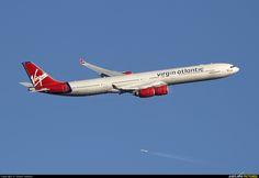 Virgin Atlantic G-VWKD aircraft at London - Heathrow photo