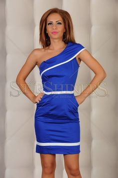 Rochie Fofy Summer Time Blue