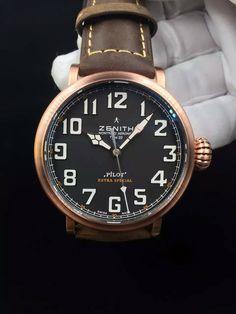 Zenith Pilot Type 20 Extra Special in Bronze