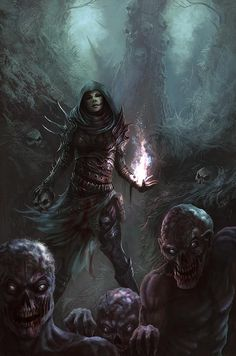 Want to discover art related to fantasy? Check out inspiring examples of fantasy artwork on DeviantArt, and get inspired by our community of talented artists. High Fantasy, Fantasy Rpg, Dark Fantasy Art, Fantasy Artwork, Dark Art, Fantasy Races, Arte Horror, Medieval, Fantasy Inspiration