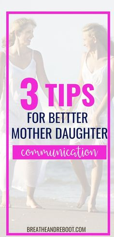 Three tips for better mother daughter communication. Raise your daughters to be strong Communicate better and build confidence. Identify and recognize three common communication problems in mother-daughter relationships and learn how to overcome those behaviors to build stronger relationships, and self-esteem. Mom Quotes From Daughter, Mother Daughter Relationships, Relationship Breakdown, Strong Relationship, Communication Problems, Good Communication, Best Mother, Strong Girls, Confidence Building