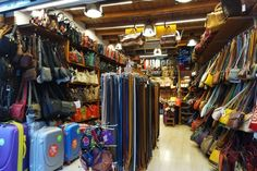 Looking for things to buy in Greece? Here is a comprehensive list of Greek souvenirs ideal for you, your friends and family! Crete Heraklion, Greek Cruise, Greece Holiday, Greece Travel, Dream Vacations, Things To Buy, Passion, Leather, Turkey