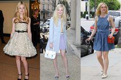 Elle Fanning's Fashion Timeline   Teen Vogue