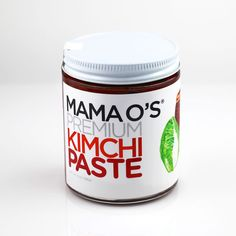 Premium Kimchi Paste <br>MAMA O'S Korean Bbq, Korean Food, Indian Food Recipes, Asian Recipes, Asain Food, Heath Food, Fermentation Recipes, Korean Dishes, Asian Cooking