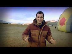 Vuelo en globo. Reportaje sobre la importacia que tiene la meteorología en los vuelos en globo