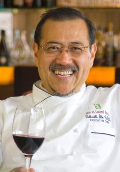 Chef Takashi Ito - Inn at Laurel Point   AURA waterfront restaurant + patio