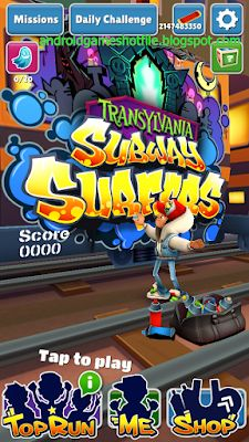 latest android games mod apk 2016-2017: Subway Surfers: Transylvania v1.62.1 Mod Apk [Unlimited Coins/Keys] Subway Surfers Paris, Subway Surfers Game, Subway Surfers Download, Latest Android Games, Watch Live Cricket Streaming, Hacking Books, Messi Soccer, Got Characters, Play Hacks