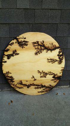 Epoxy Wood Wall Art