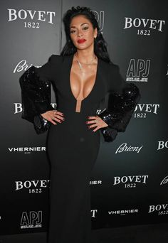 Nicole Scherzinger attends the BOVET 1822 Brilliant is Beautiful Gala benefitting Artists for Peace and Justice's Global Education Fund for Women and. Nicole Scherzinger Age, Actrices Hollywood, Ebony Girls, Beautiful Black Women, Celebrity Photos, Celebrity Gossip, Fitness Models, Sexy Women, Celebs
