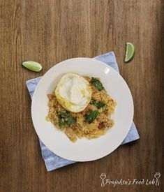 Thai Basil Fried Rice Quick Recipes, Healthy Recipes, Healthy Food, Basil Fried Rice, Thai Basil Chicken, Making Fried Rice, Cooking Jasmine Rice, Food Lab, Thai Dishes